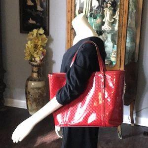Red Gucci Tote !SALE 1/2 price